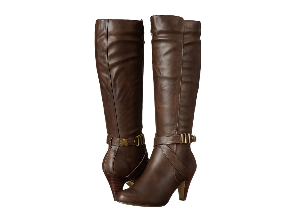 Bella-Vita Tanner II (Dark Brown) Women