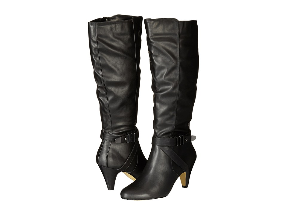 Bella-Vita - Tanner II Plus (Black) Women's Boots