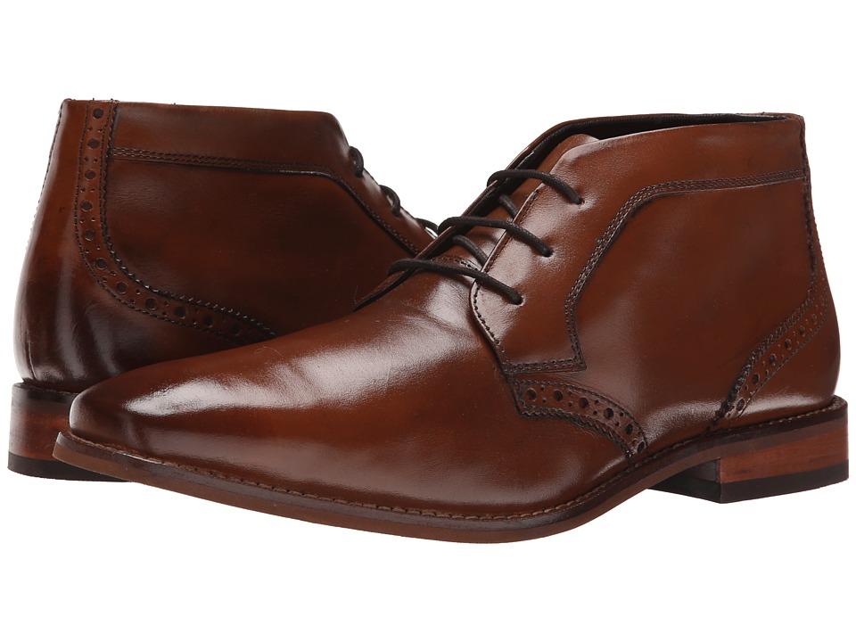 Florsheim - Castellano Chukka Boot (Saddle Tan Smooth) Men's Boots