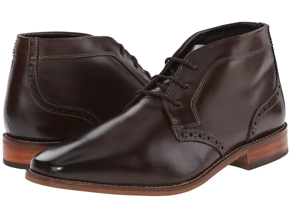 Florsheim - Castellano Chukka Boot (Brown Smooth) Men's Boots