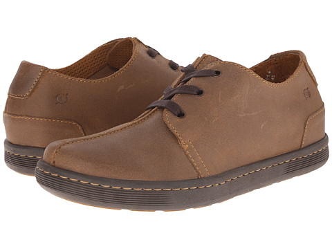 Born - Ortiz (Dijon (Tan) Suede) Men's Lace up casual Shoes