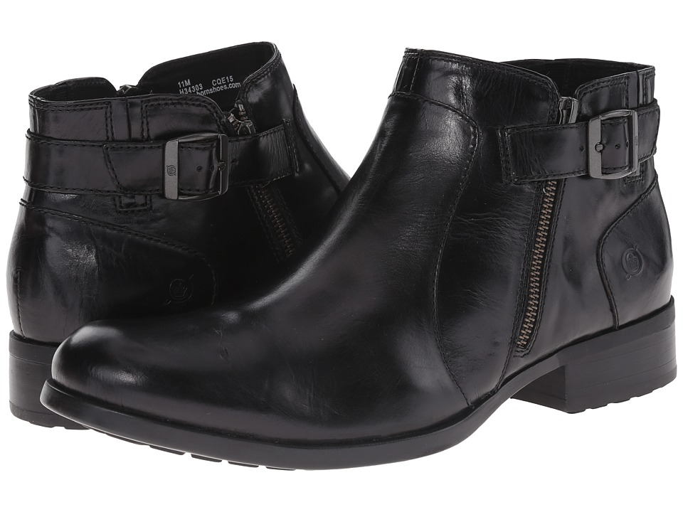 Born - Hebert (Black Full Grain) Men