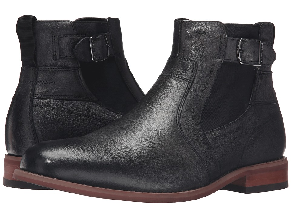 Florsheim - Rockit Buckle Boot (Black) Men's Boots