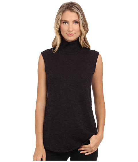 NIC+ZOE - Everyday Turtleneck Layer (Phantom Mix) Women's Sleeveless