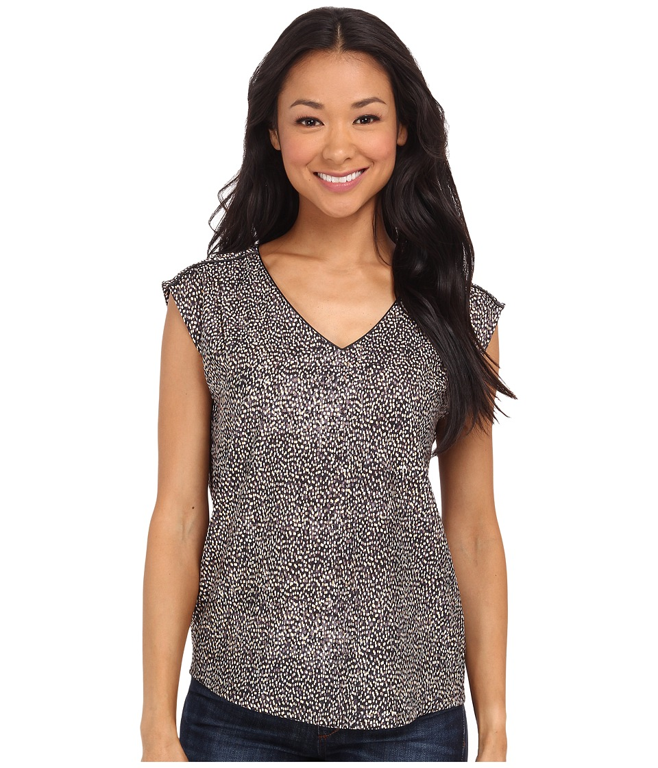 NIC+ZOE - Lots of Dots Top (Multi) Women's Sleeveless