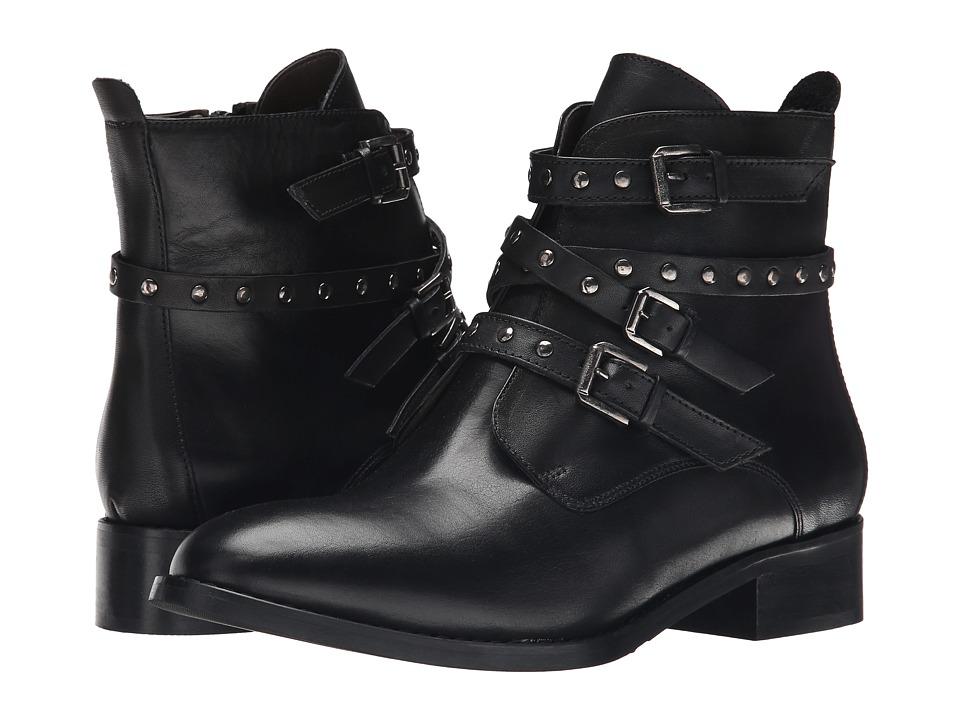 Bella-Vita - Mod-Italy (Black Leather) Women's Boots