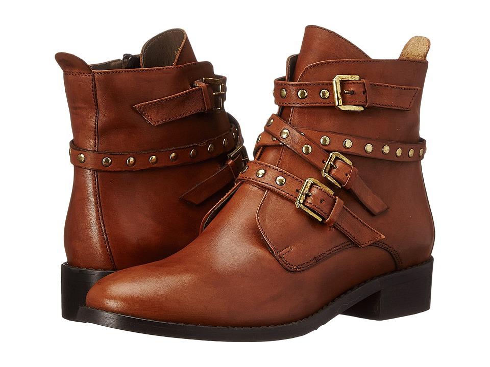 Bella-Vita - Mod-Italy (Cognac Leather) Women's Boots
