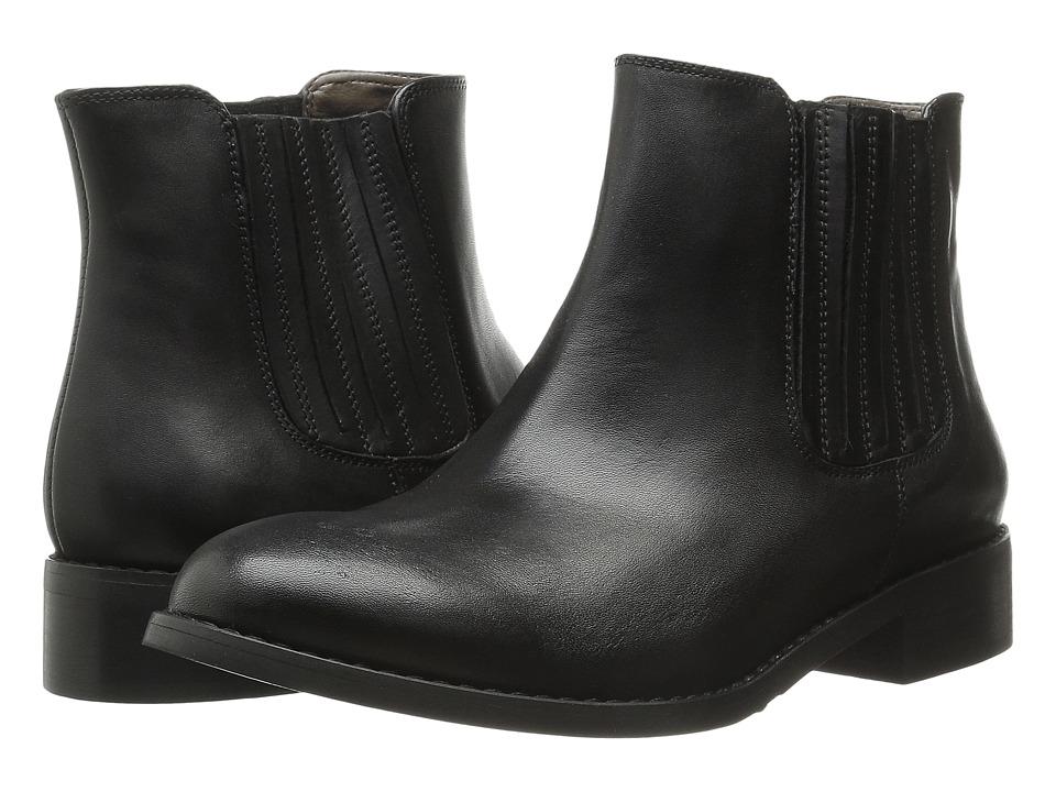 Bella-Vita - Liv-Italy (Black Leather) Women's Boots