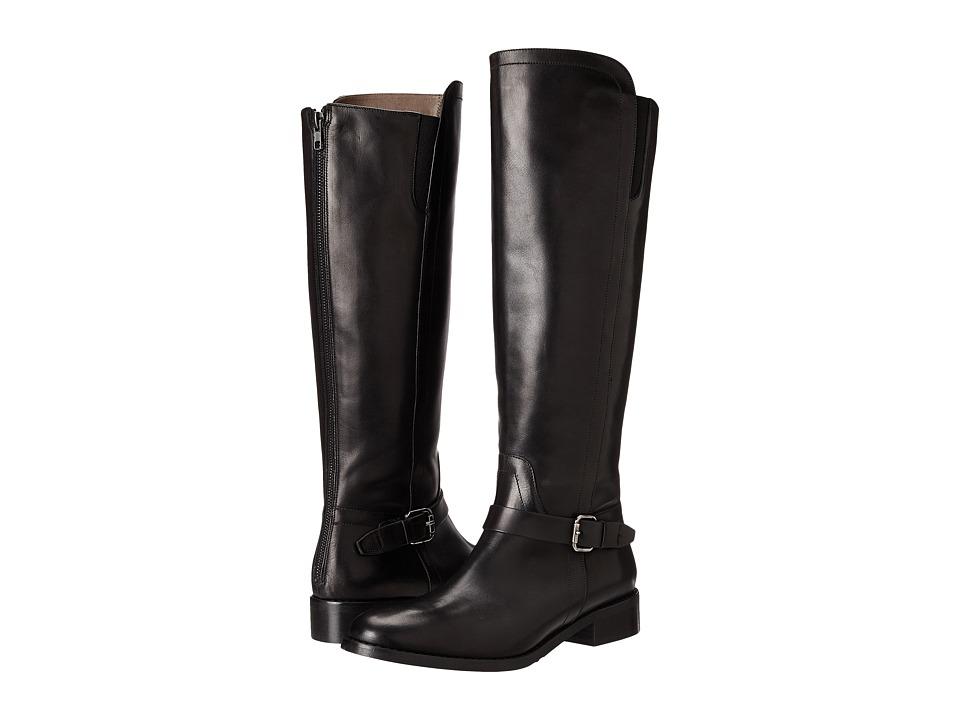 Bella-Vita - Esa-Italy (Black Leather) Women's Boots