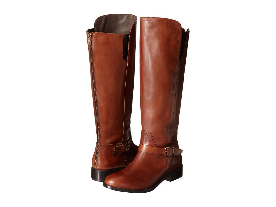 Bella-Vita - Esa-Italy (Cognac Leather) Women's Boots