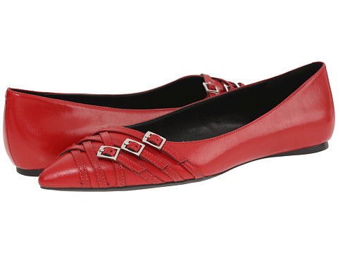 Nine West - Annabelle (Red Leather) Women's Shoes