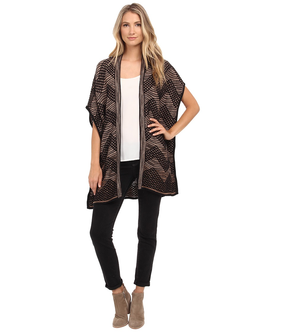 NIC+ZOE - Chevron Cardy (Multi) Women's Sweater