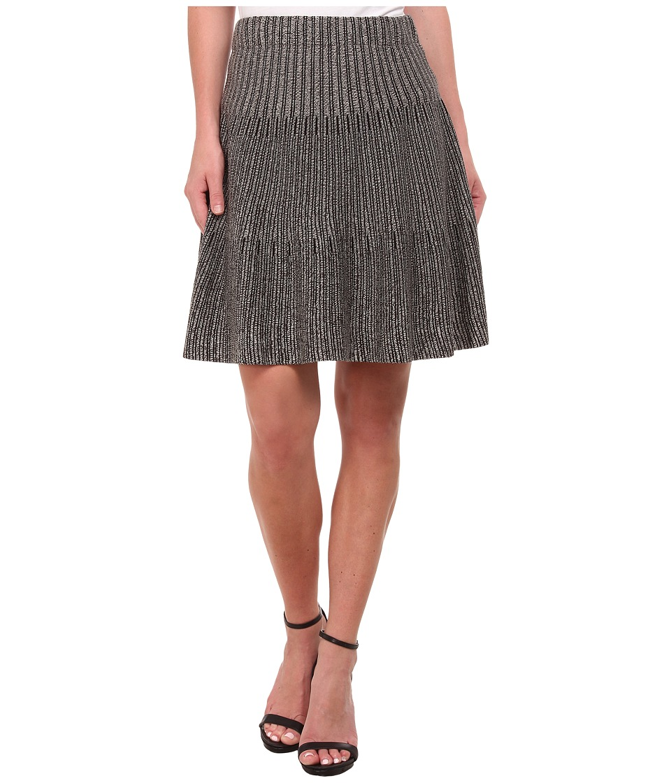 NIC+ZOE - Allegro Twirl Skirt (Sugar Cane) Women's Skirt