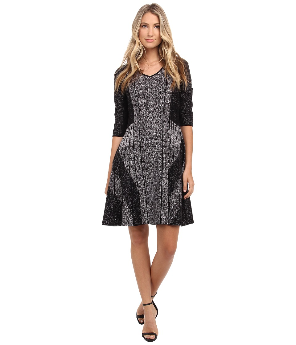 NIC+ZOE Finale Twirl Dress (Multi) Women