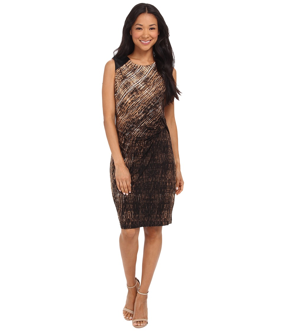 NIC+ZOE Amber Allure Dress (Multi) Women