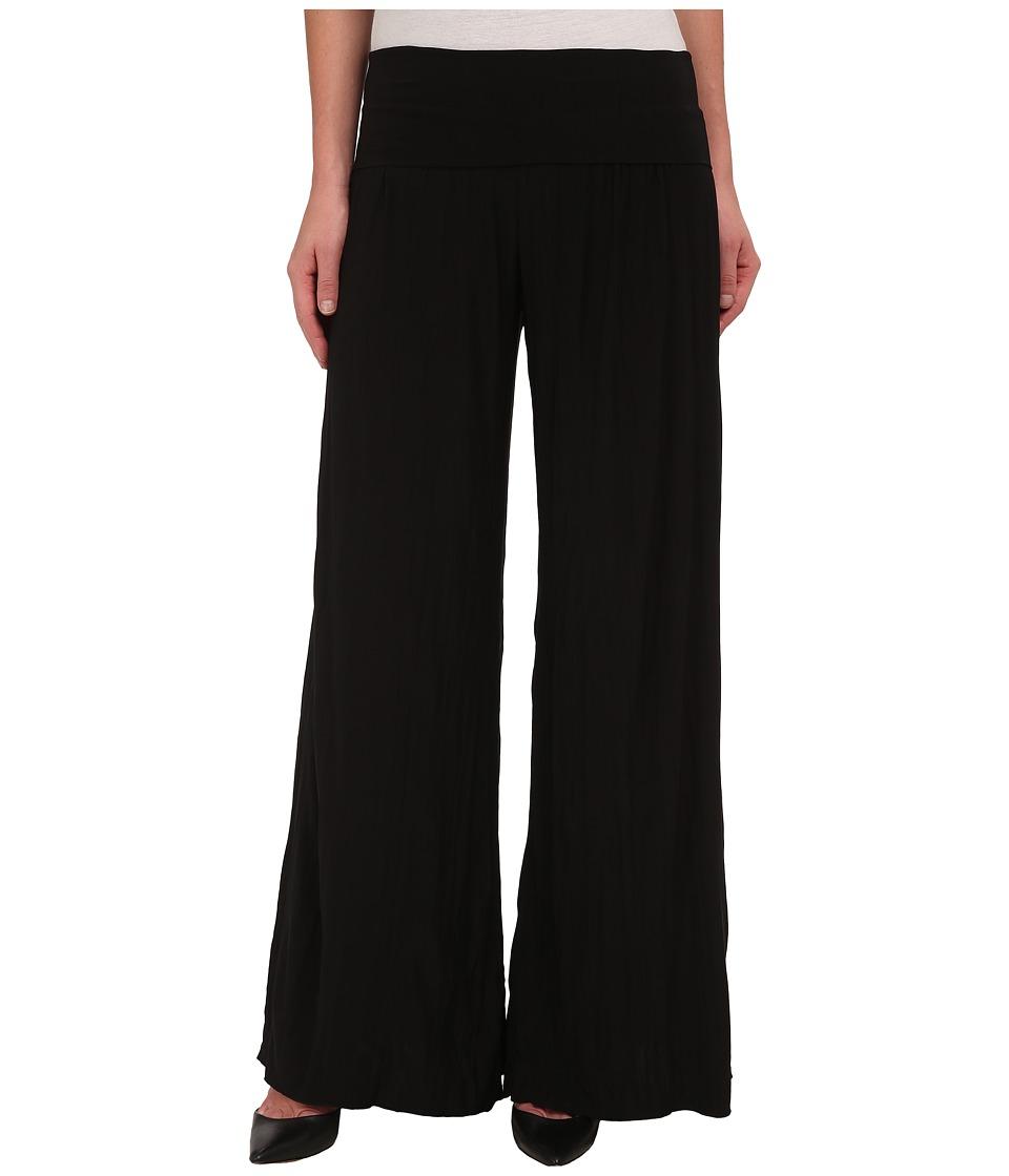 NIC+ZOE - Feel Good Pants (Black Onyx) Women's Casual Pants