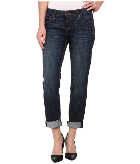 KUT from the Kloth - Catherine Boyfriend in Royal Wash/Euro Base (Royal Wash/Euro Base) Women's Jeans