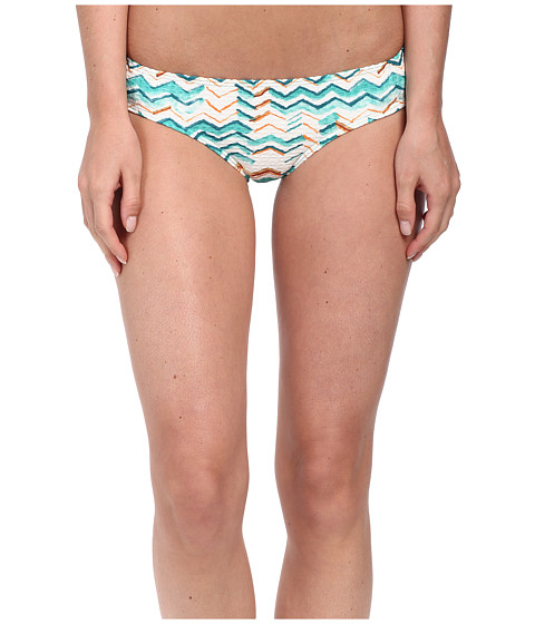 Roxy - Sun Sand Salt Cheeky Mini Swim Bottom (Waterfall) Women's Swimwear