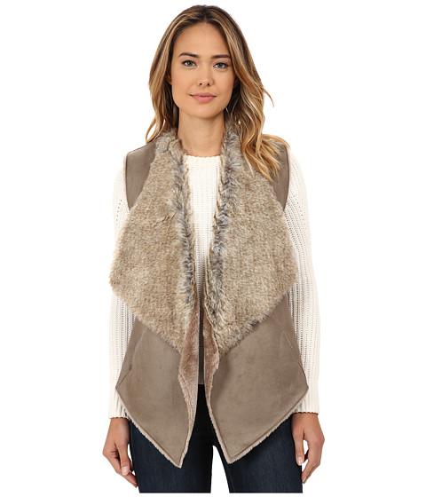 NIC+ZOE - Spade Vest (Washed Olive) Women
