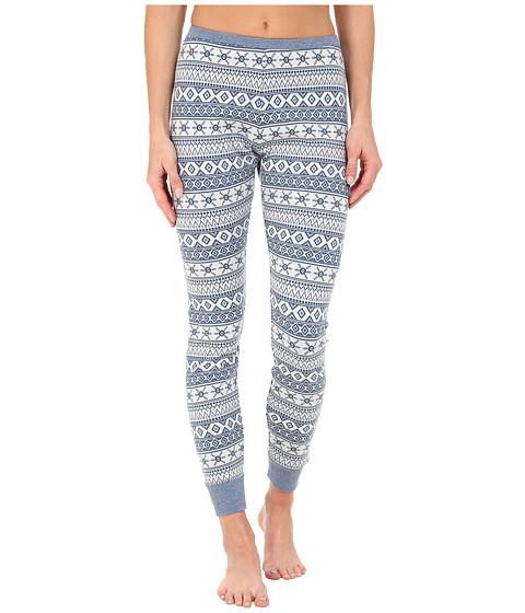 UGG - Hazelton Pants (Blue Jay Fair Isle) Women's Casual Pants