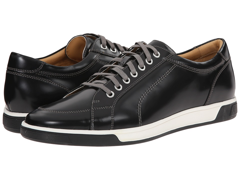 Cole Haan - Air Quincy Sport Ox (Black Waterproof) Men's Lace up casual Shoes