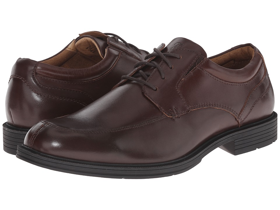 Florsheim - Mogul Moc Toe Oxford (Brown Smooth) Men