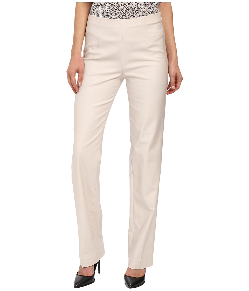NIC+ZOE - The Chloe Perfect Side Zip Pant (Pink Pearl) Women's Casual Pants