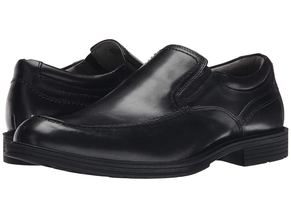 Florsheim - Mogul Moc Toe Slip-On (Black Smooth) Men