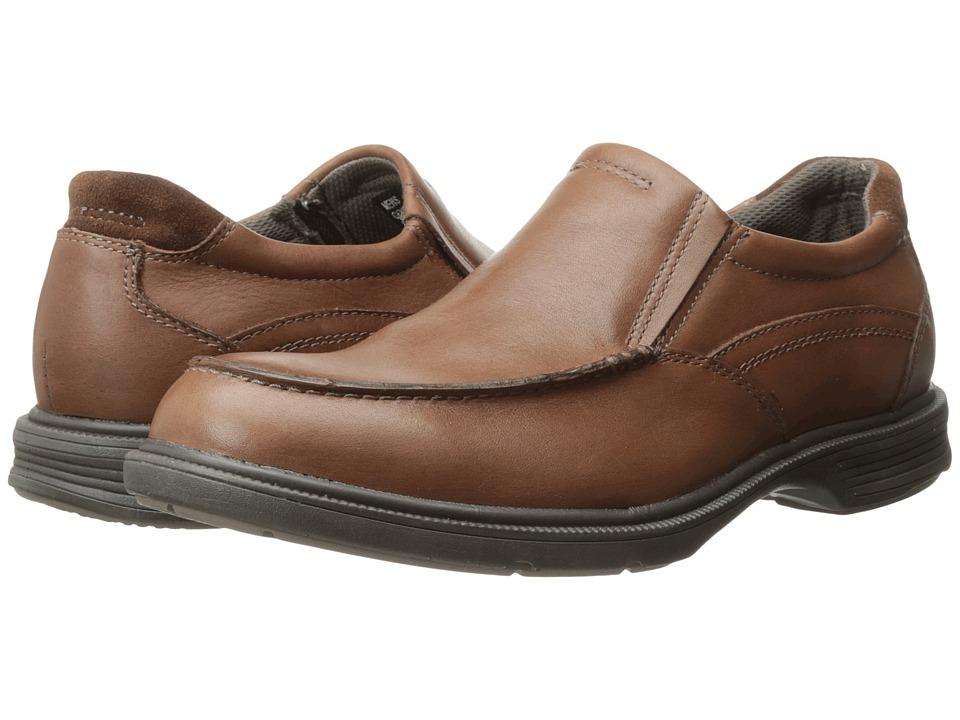 Florsheim NDNS Moc Toe Slip-On (Brown Milled) Men
