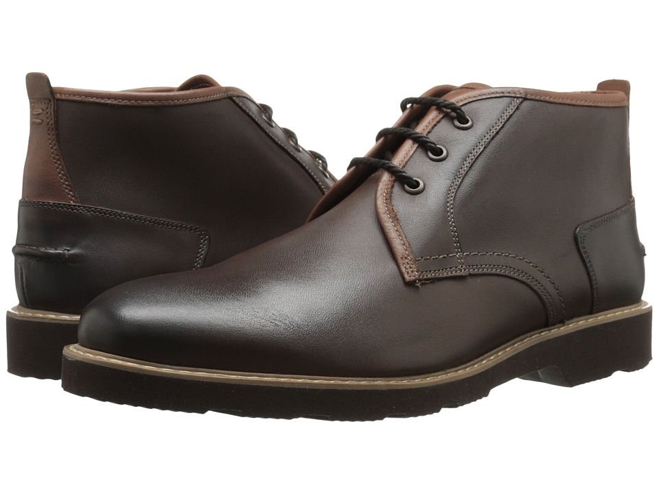 Florsheim Casey Chukka Boot (Brown Smooth) Men