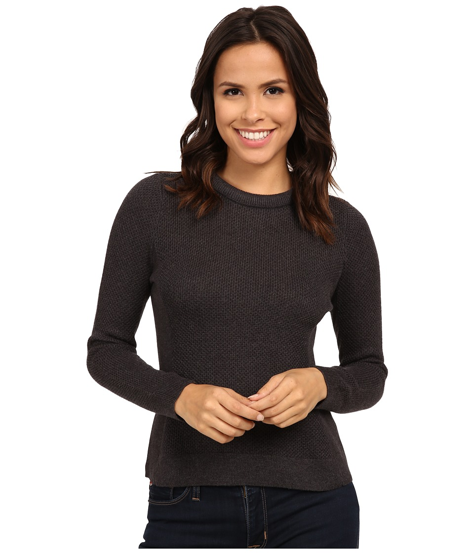 NIC+ZOE Snowfall Top (Phantom Heather) Women