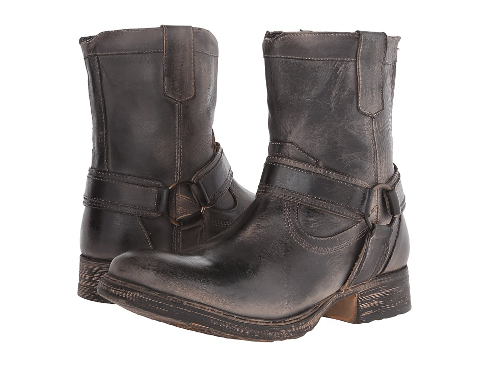Bed Stu - Colville (Black Rustic Rust) Men's Boots