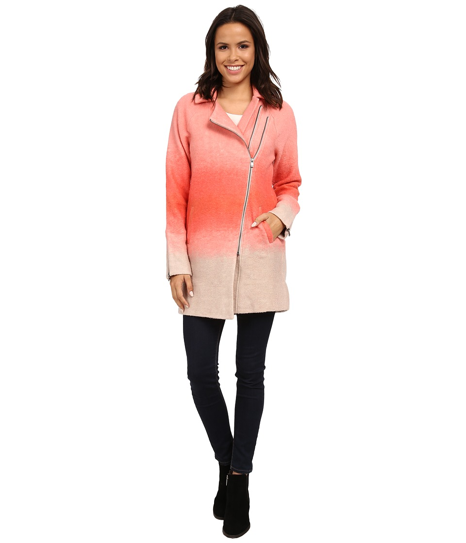 NIC+ZOE - Bold Blush Jacket (Multi) Women's Coat