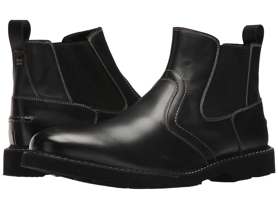 Florsheim Casey Gore Boot (Black Smooth) Men