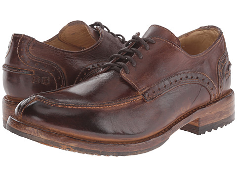 Bed Stu - Henry (Teak Rustic Rust) Men's Lace up casual Shoes