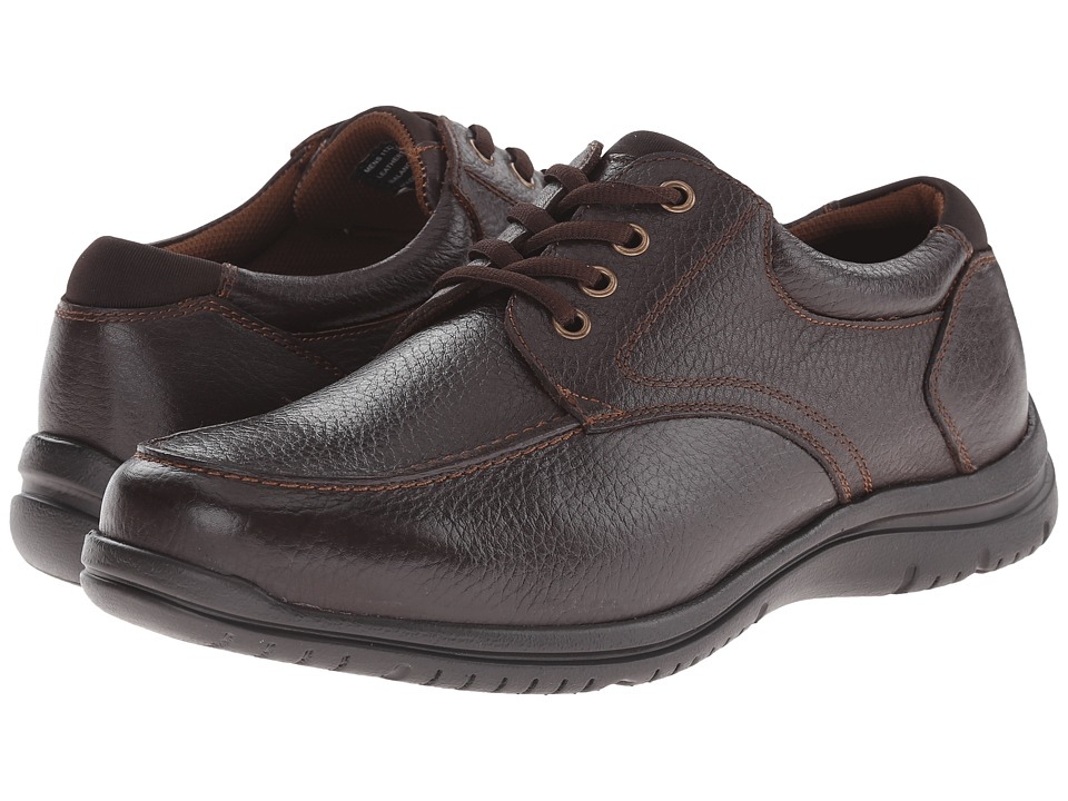 Florsheim Pacer Moc Lace (Brown Milled) Men