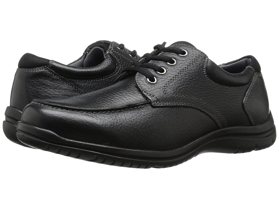 Florsheim - Pacer Moc Lace (Black Milled) Men
