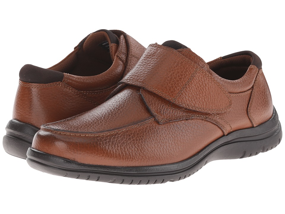 Florsheim - Pacer Strap (Cognac Milled) Men's Shoes