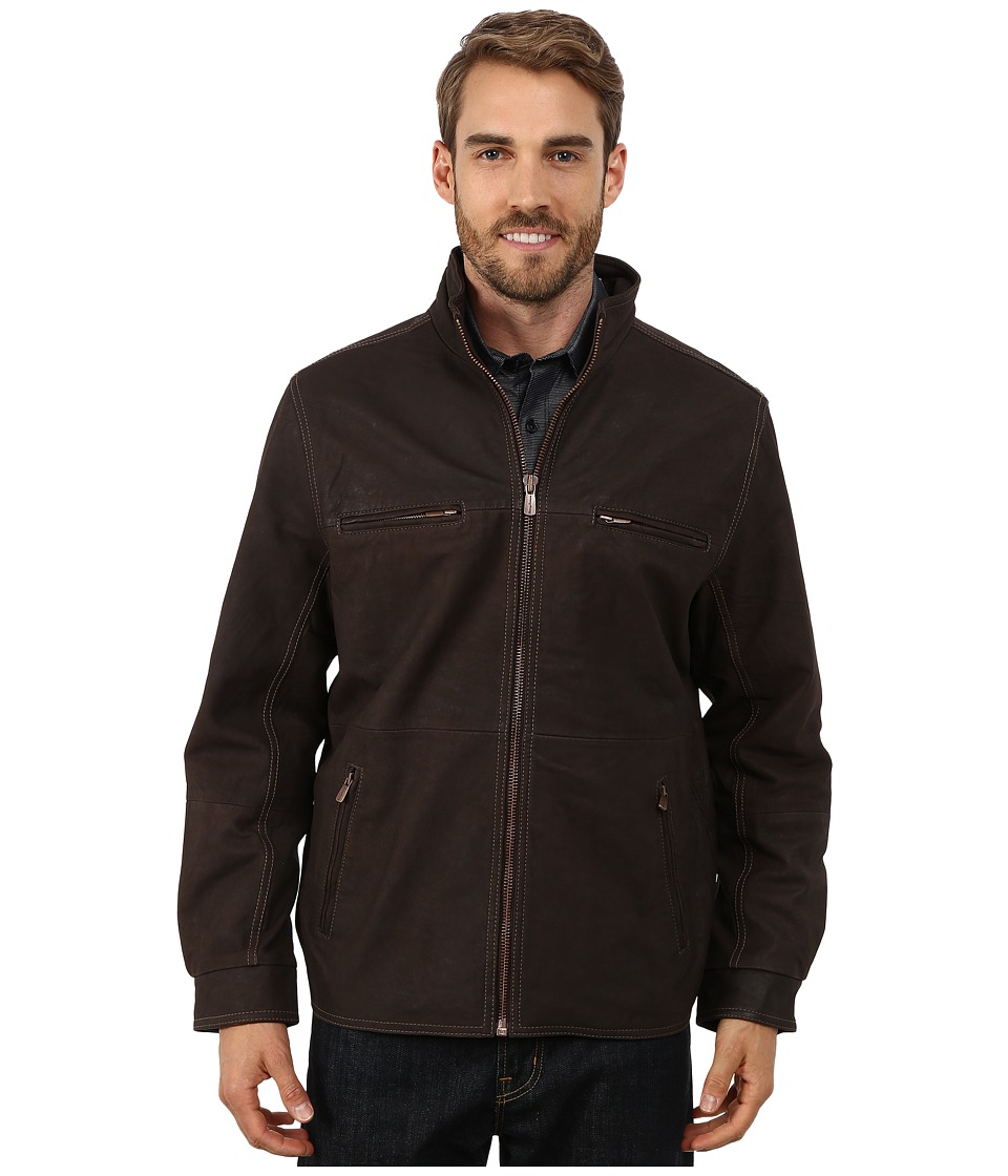 Tommy Bahama - Sunrise Rider (Dark Brown) Men's Clothing