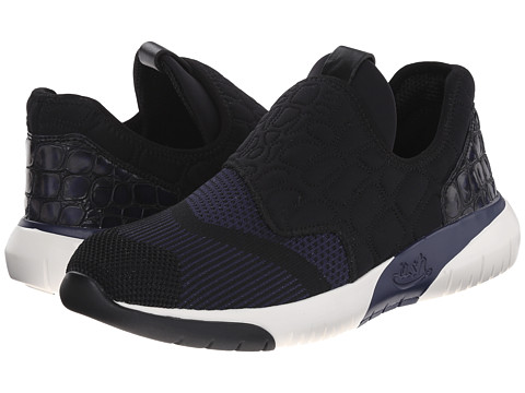 ASH - Soda (Indigo/Black) Women's Slip on Shoes