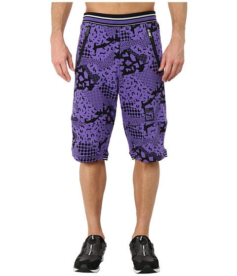 PUMA - MMQ Progressive Shorts (Prism Violet) Men's Shorts