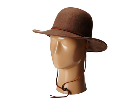 Brixton - Tiller (Camel) Traditional Hats