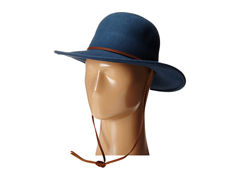 Brixton - Tiller (Slate Blue) Traditional Hats