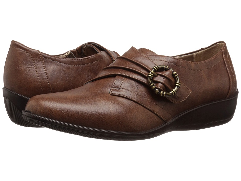 LifeStride - Imagine (Dark Tan) Women's Shoes