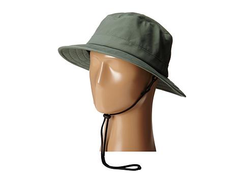 Brixton - Tracker Bucket Hat (Sage) Bucket Caps