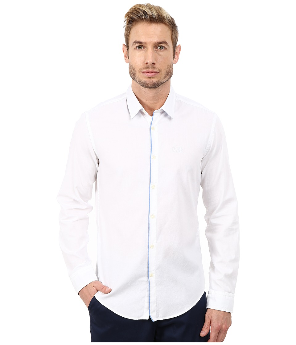BOSS Green - C-Bal 10183721 01 (White) Men's Clothing