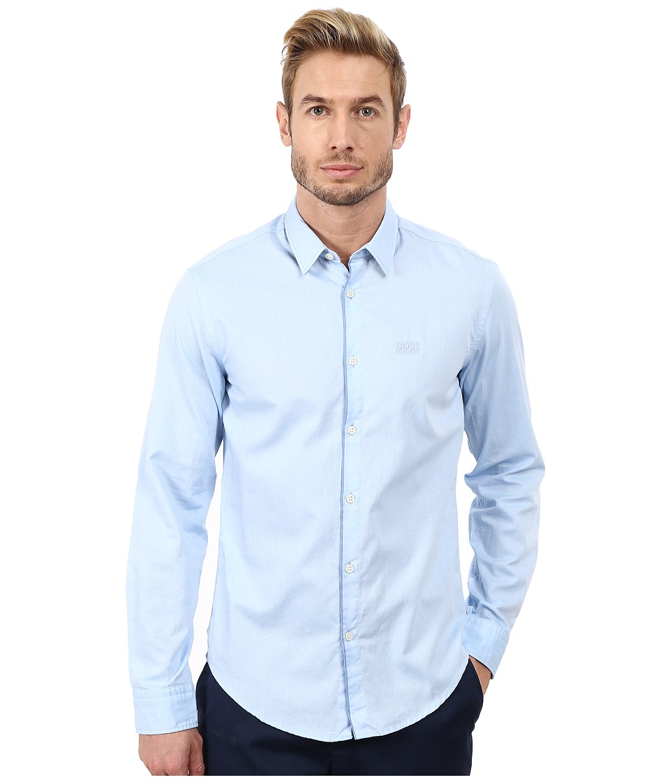BOSS Green - C-Bal 10183721 01 (Medium Blue) Men's Clothing