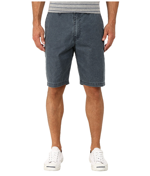 Volcom - Frickin Wash Shorts (Navy) Men's Shorts