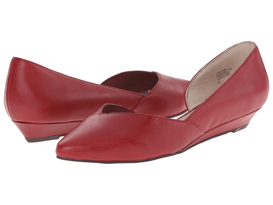 Seychelles - Advantage (Red) Women's Slip on Shoes