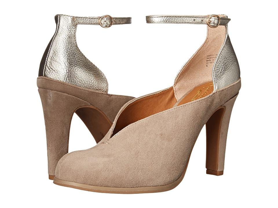 Seychelles - Flute (Clay Suede) High Heels